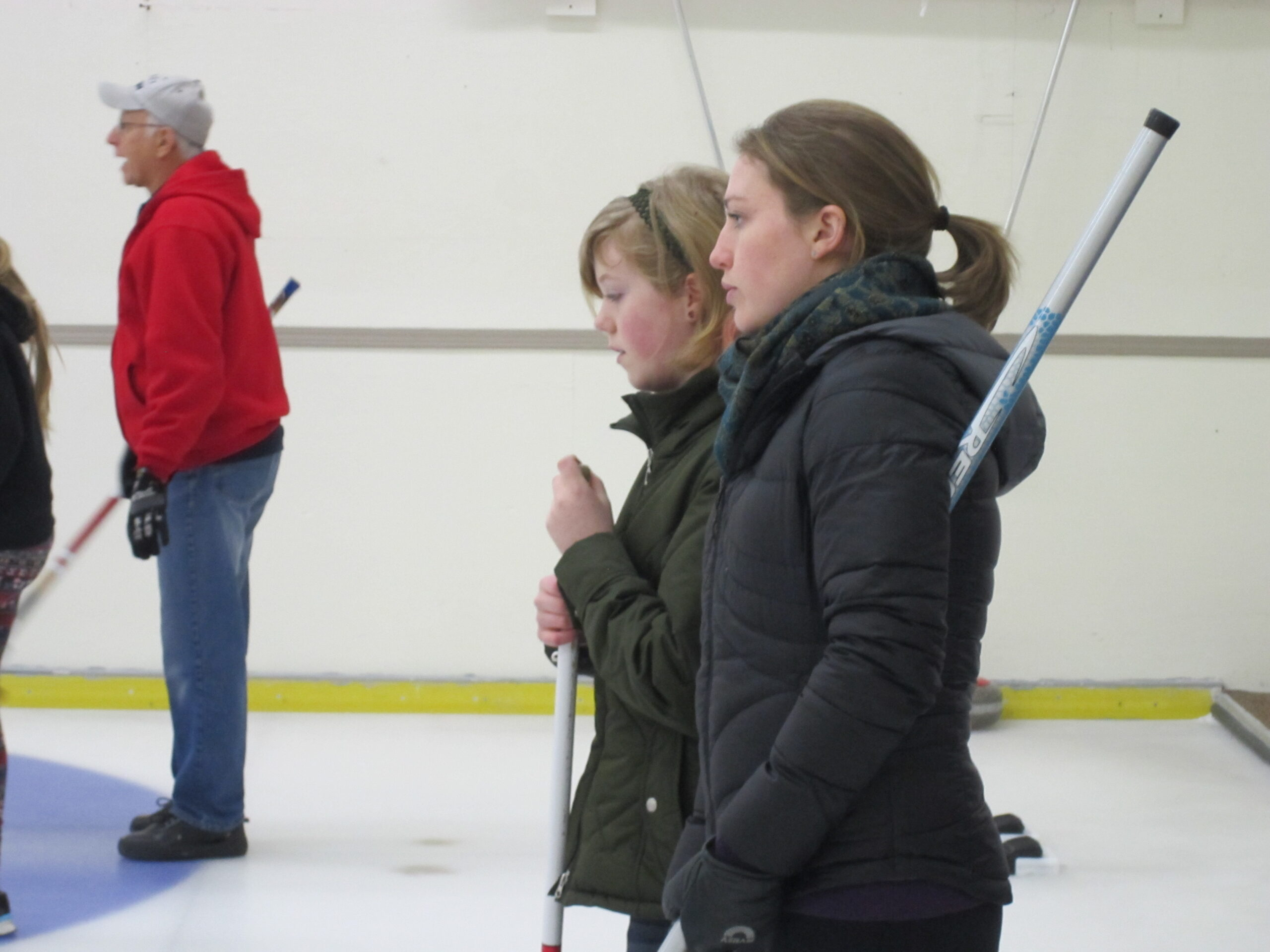 Curling Is Still Open After All These Days