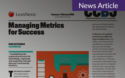 Managing Metrics for Success