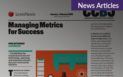 Managing Metrics for Success