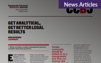 Get Analytical, Get Better Legal Results