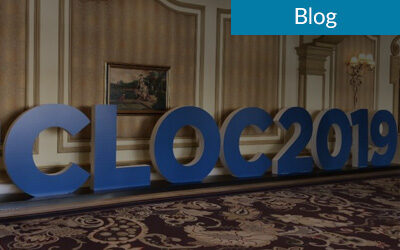 CLOC 2019 Recap