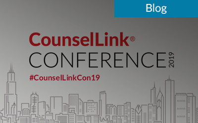 Start Your Work Management Journey With Us at the CounselLink Conference