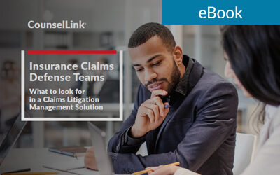 [Checklist] What to Look for in a Claims Litigation Management Solution