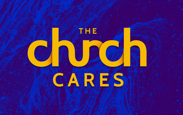 The Church Cares Screen