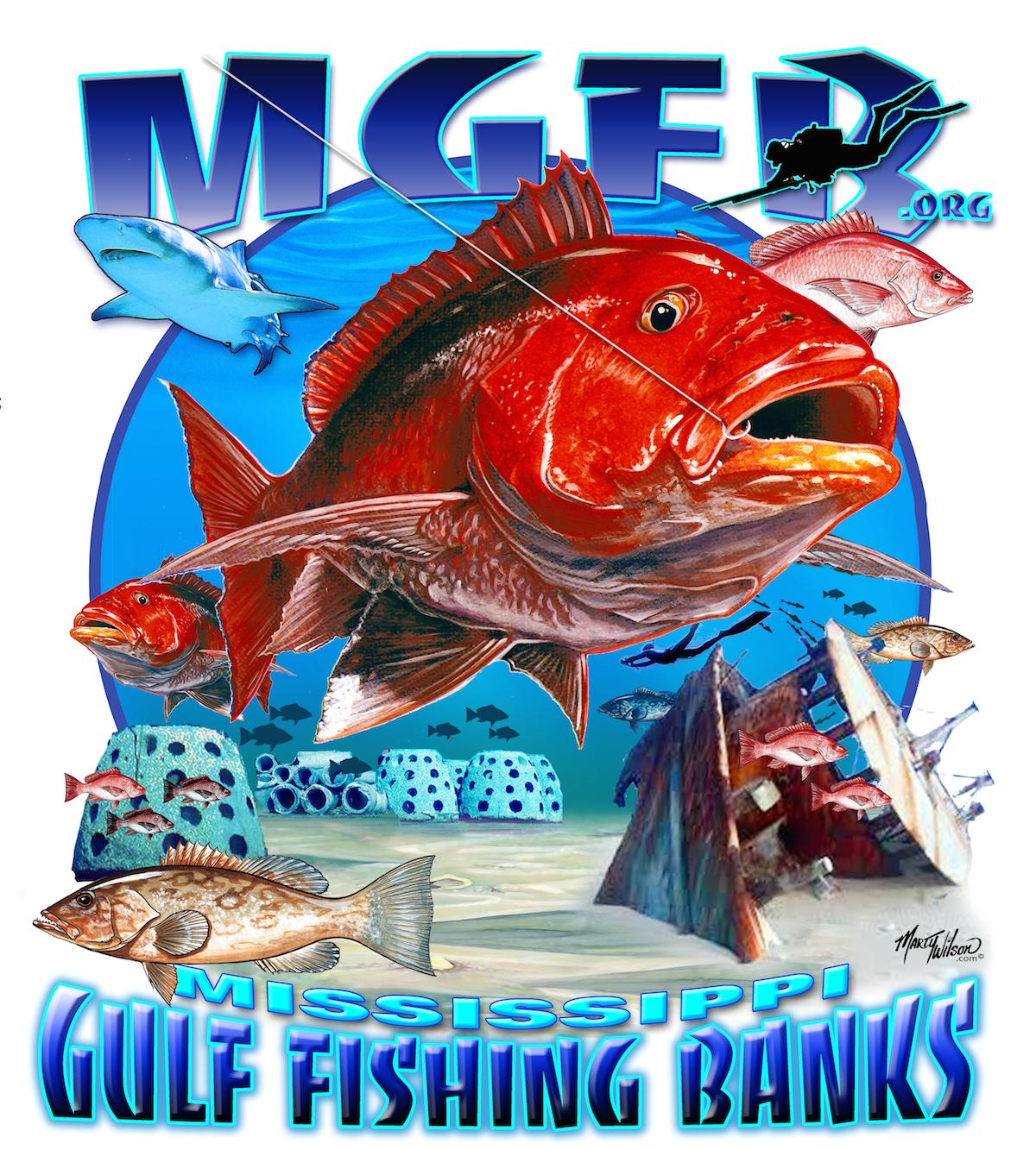 Mississippi Gulf Fishing Banks