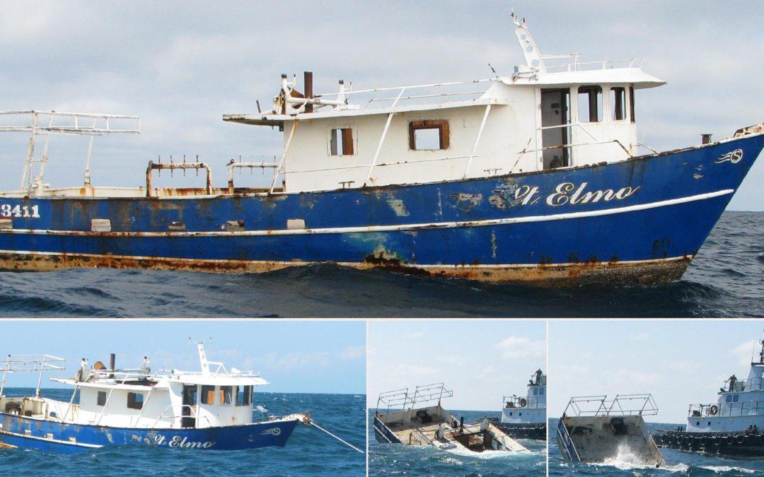 St. Elmo Shrimp Boat