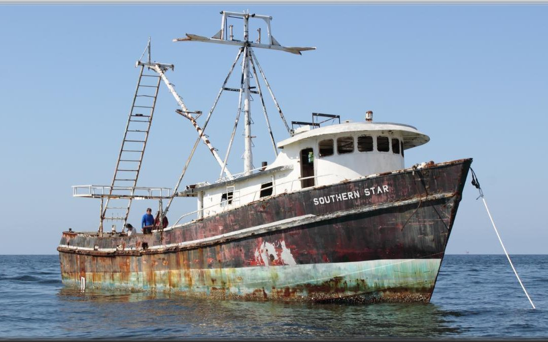 Southern Star Shrimp Boat