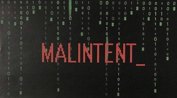 COVER ART FOR MALINTENT BOARD GAME CREATED BY HICCUP INTERACTIVE