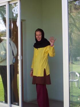 Afghan Catherine