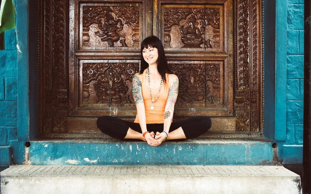 ASHTANGA WEEKEND WITH JADE SKINNER