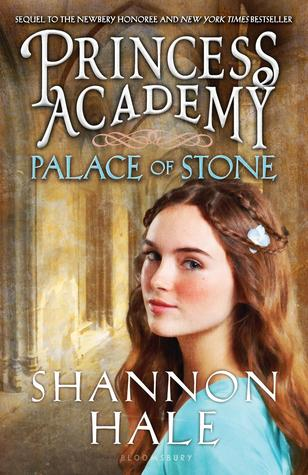 Princess Academy: Palace of Stone, by Shannon Hale (review)