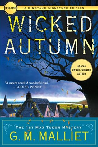 Wicked Autumn, by G. M. Malliet (review)