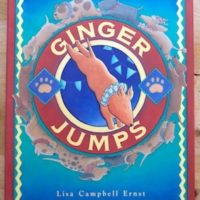 Ginger Jumps, by Lisa Campbell Ernst (review)