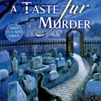 A Taste Fur Murder, by Dixie Lyle (early review)