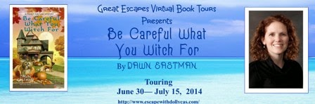 TOUR: Be Careful What You Witch For