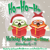 The Ho-Ho-Ho Readathon begins today!