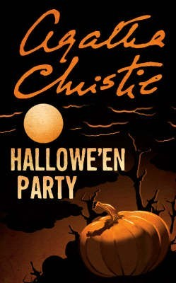 Book cover: Hallowe'en Party by Agatha Christie