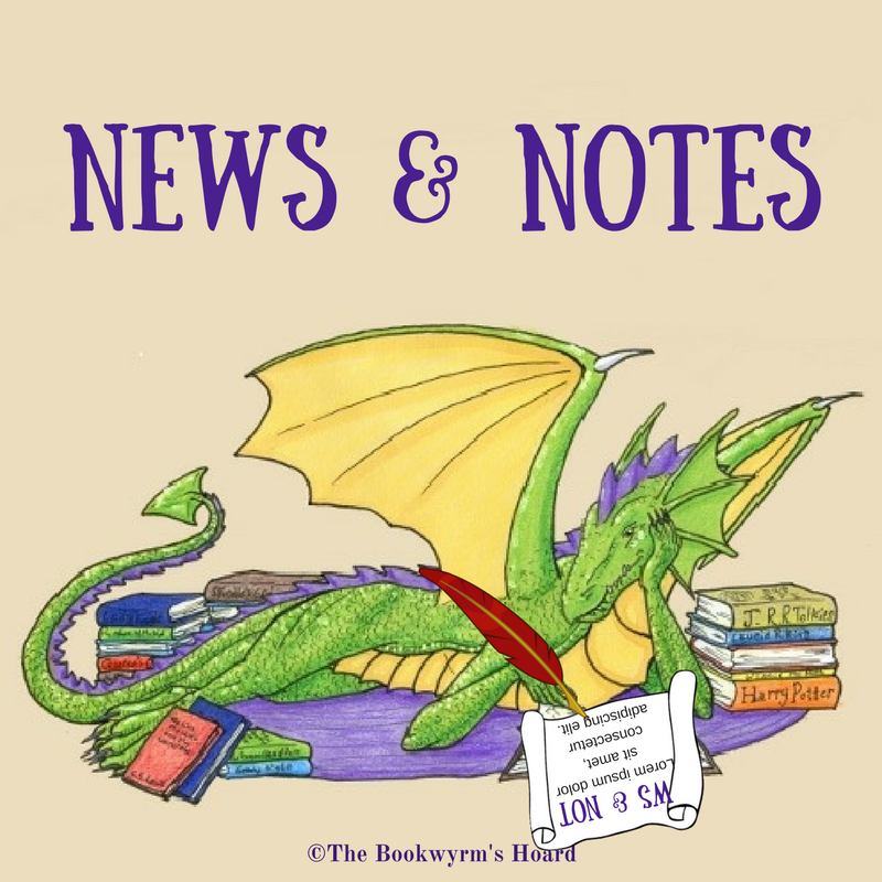 News & Notes – 4/09/16