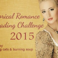 2015 Historical Romance Reading Challenge (goals)