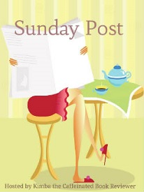 Sunday Post – Off to See the Parents – 8/02/15