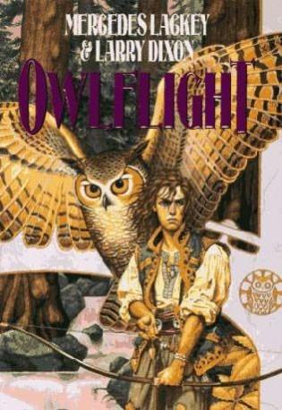Owlflight, by Mercedes Lackey & Larry Dixon