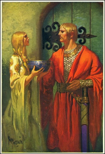 KingArthur_Frontispiece_Uther&Ygraine_341x500