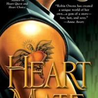 Heart Mate, by Robyn D. Owens
