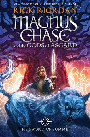 The Sword of Summer (Magnus Chase #1) by Rick Riordan