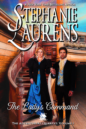 The Lady's Command (Stephanie Laurens)