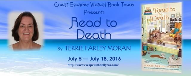 TOUR: Read to Death (Moran)