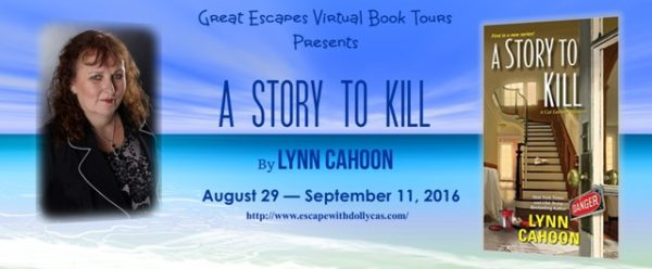 A Story to Kill (Lynn Cahoon)