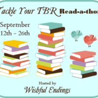 I'm joining the Tackle Your TBR Read-a-thon
