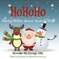 HoHoHo Read-A-Thon Wrap-Up (2016)