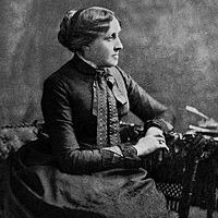 Happy birthday, Louisa May Alcott