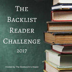 The Backlist Reader Challenge 2017