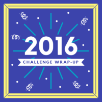 2016 Year-End Challenge Wrap-Up