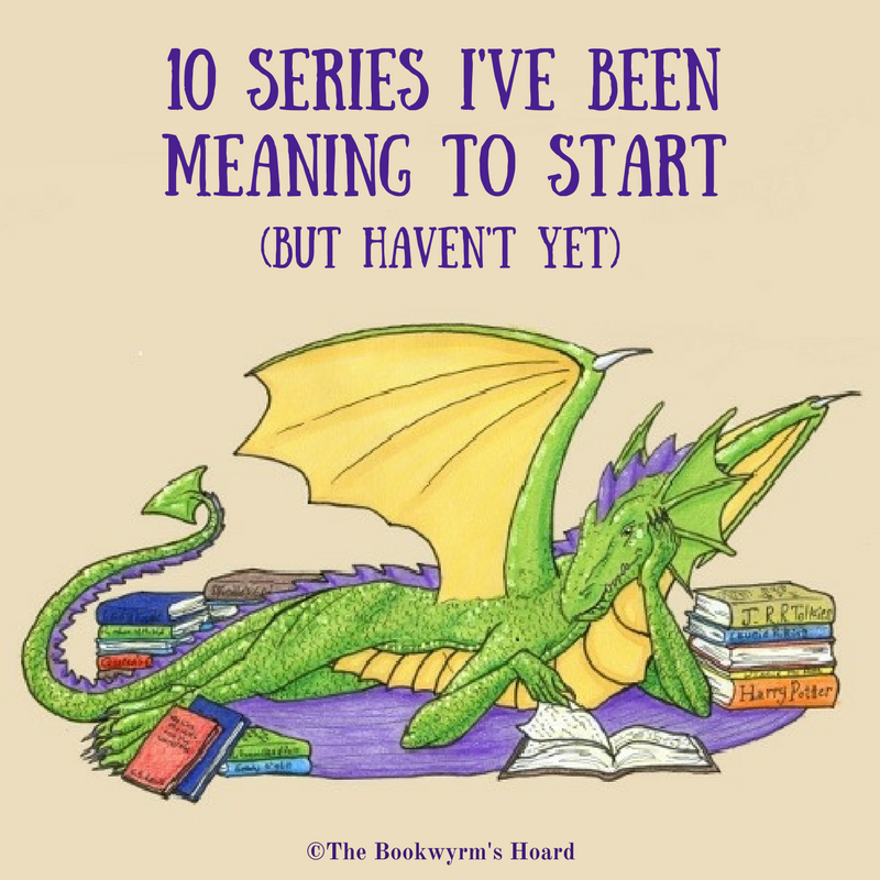 Ten Series I've Been Meaning To Start (But Haven't Yet)