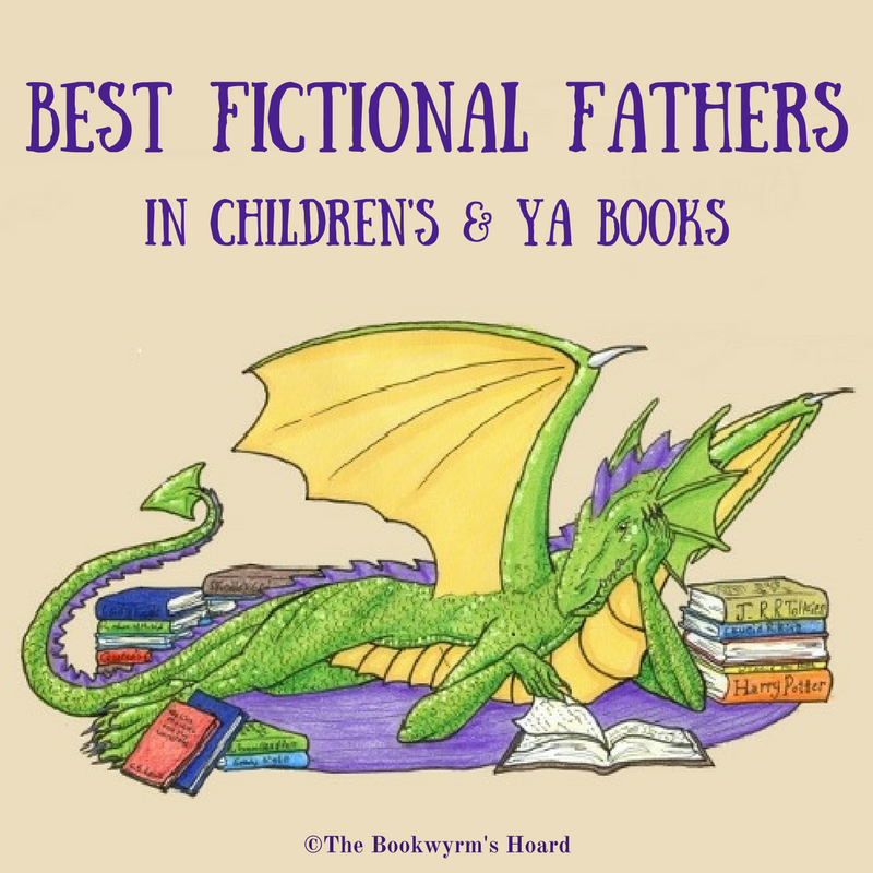 Best Fictional Fathers in Children's & YA Books