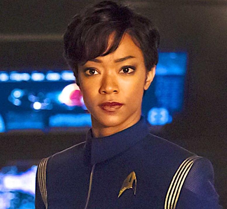 Star Trek: Discovery's Michael Burnham (Sonequa Martin-Green)