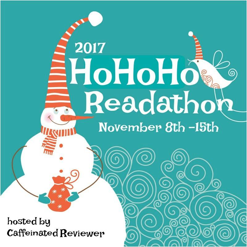 HoHoHo Readathon 2017
