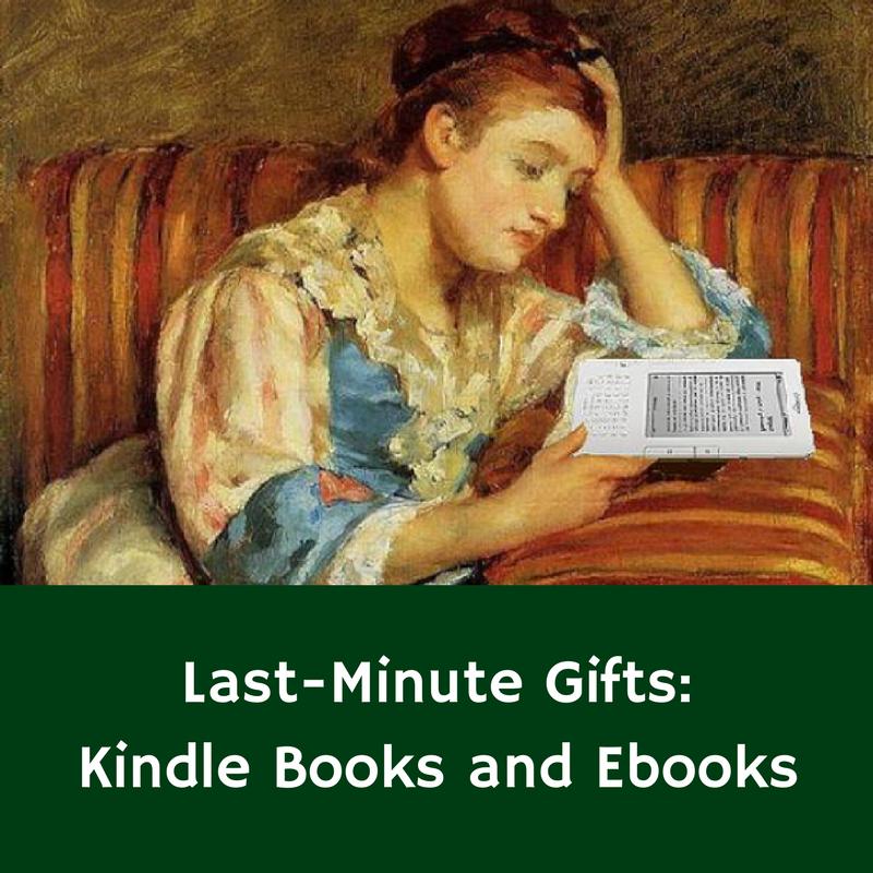 Last Minute Gifts: Kindle Books and Ebooks