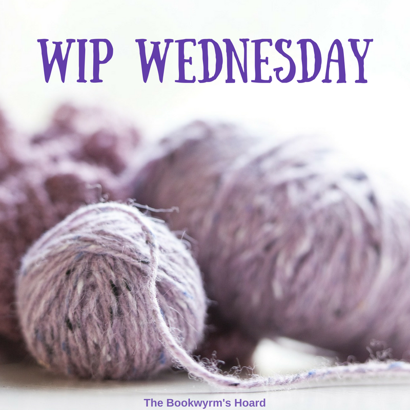WIP Wednesday – 06/10/2020: A scarf and a shawl
