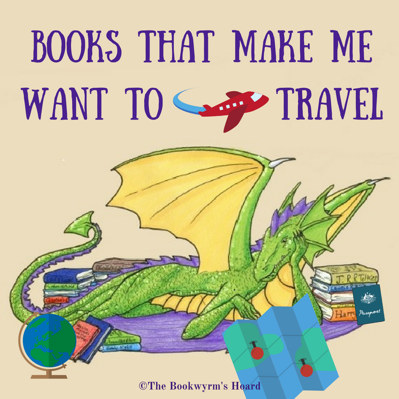 Books That Make Me Want to Travel
