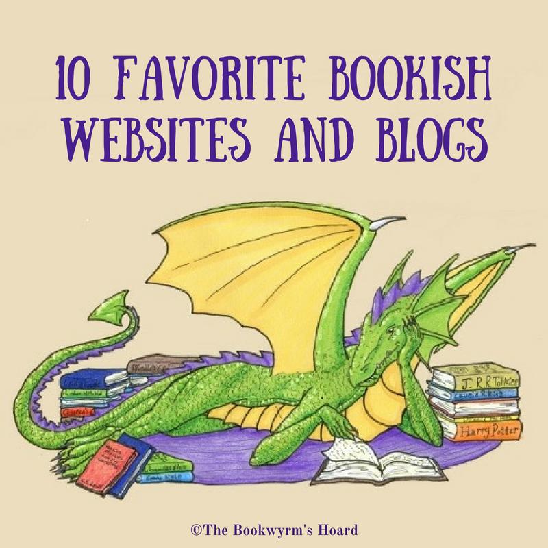Top Ten Favorite Book Sites and Book Blogs