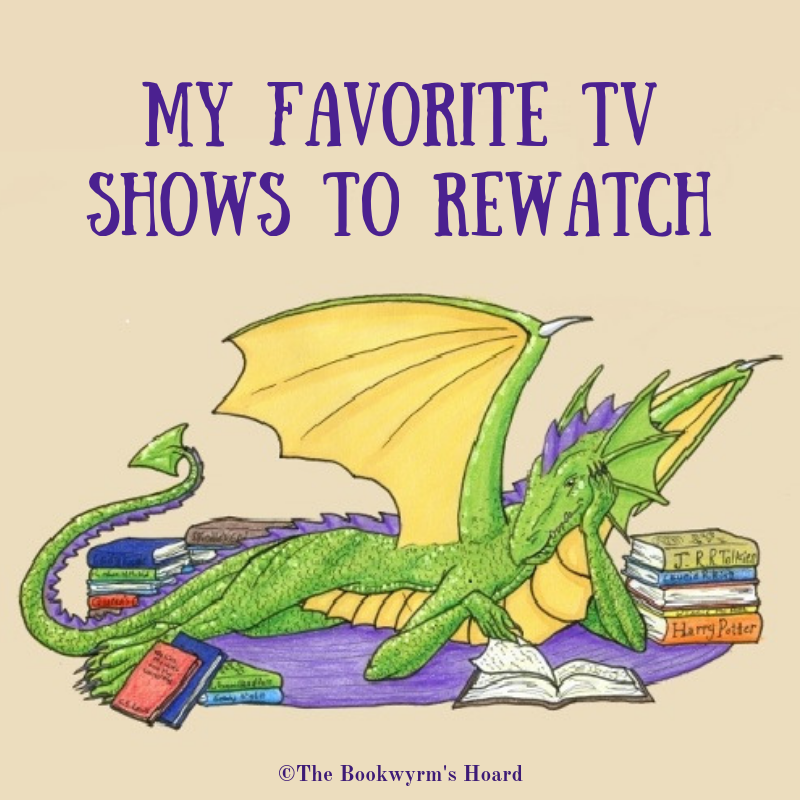 My Favorite TV Shows To Rewatch