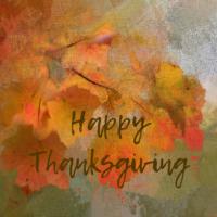Happy Thanksgiving!