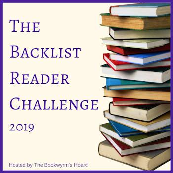 The Backlist Reader Challenge 2019