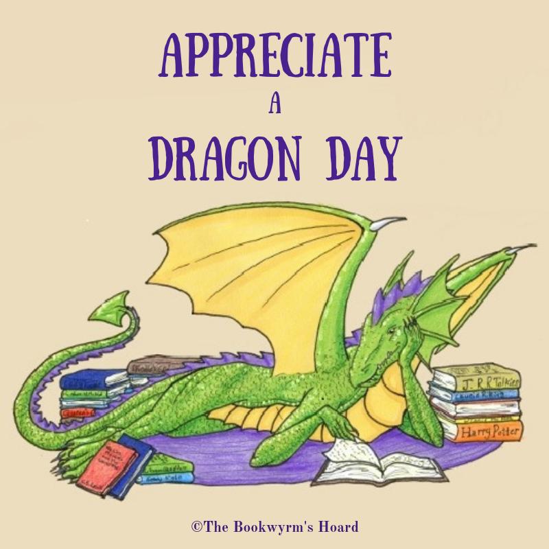 Appreciate a Dragon Day