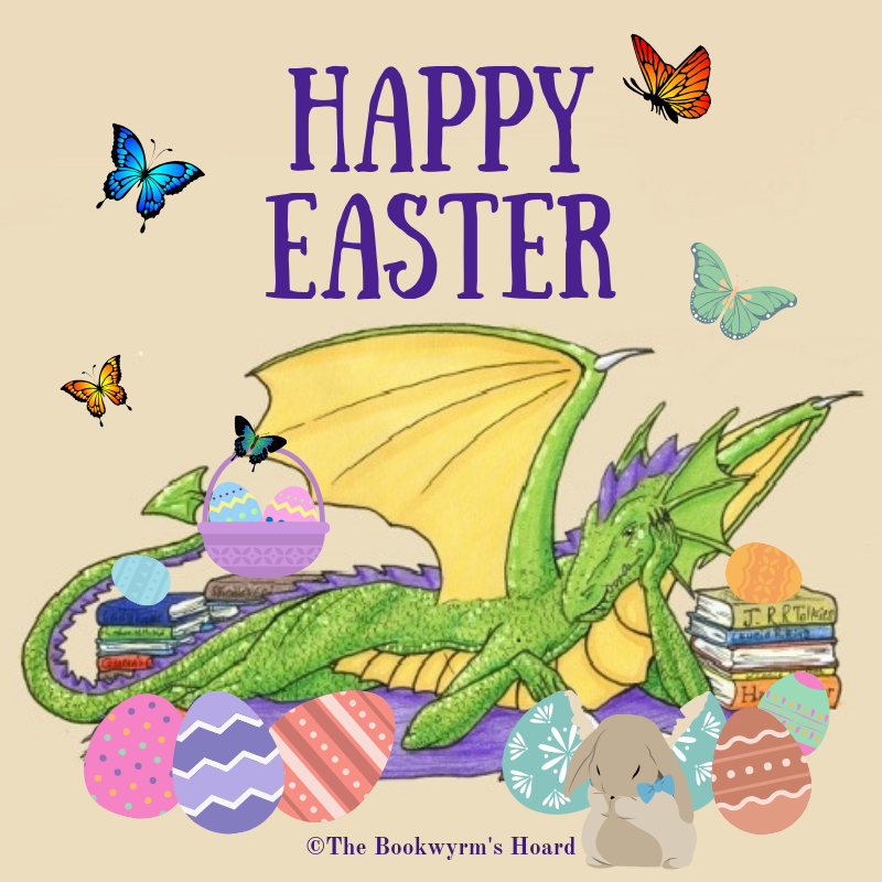 Happy Easter! (Sunday Post – 4/21/2019)