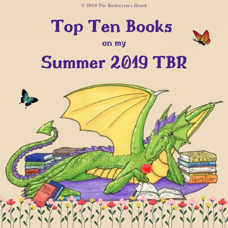 Top Ten Tuesday: My Summer TBR List